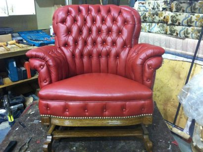 red-chair-diamond-tufted